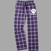 PAW - boxercraft F20 Team Pride Flannel Pant with Taping